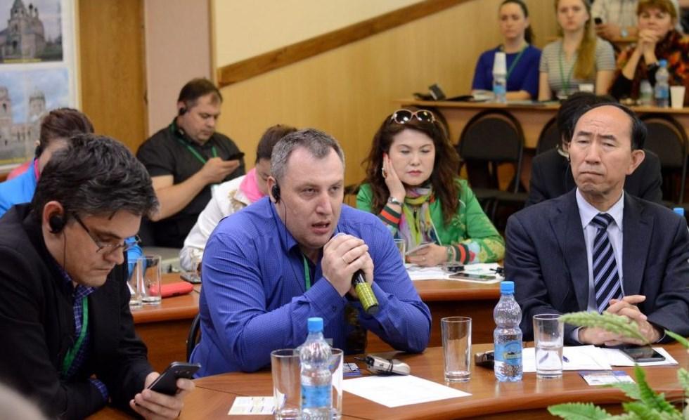 Генеральный директор ОАО «Чистая планета» принял участие в Международной Российско-Китайской конференции
