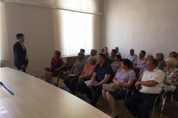 «Совещание по внедрению новой системы обращения с отходами на территории Брянской области»