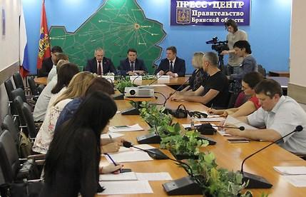В Брянской области определен региональный оператор по обращению с твердыми коммунальными отходами