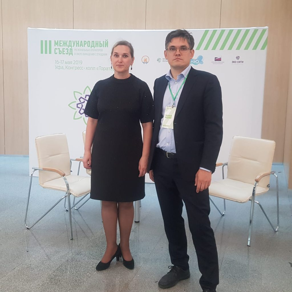 Елена Петросова и Владимир Чашников