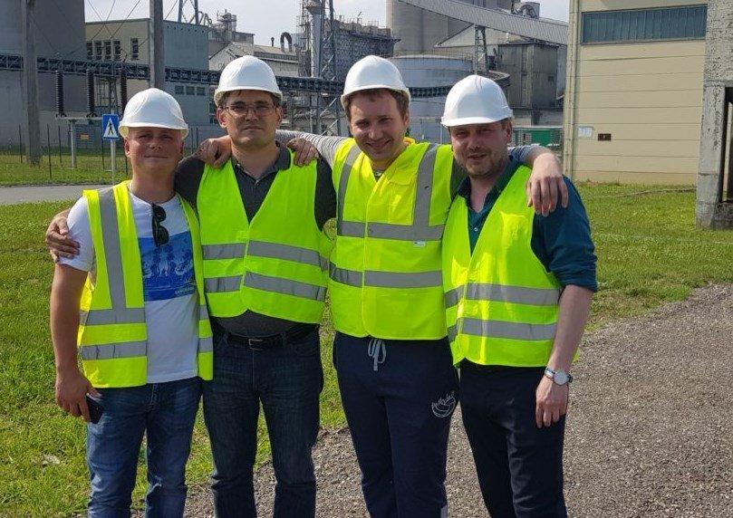 Генеральный директор компании «Чистая планета» побывал на австрийском заводе по переработке полимерных отходов