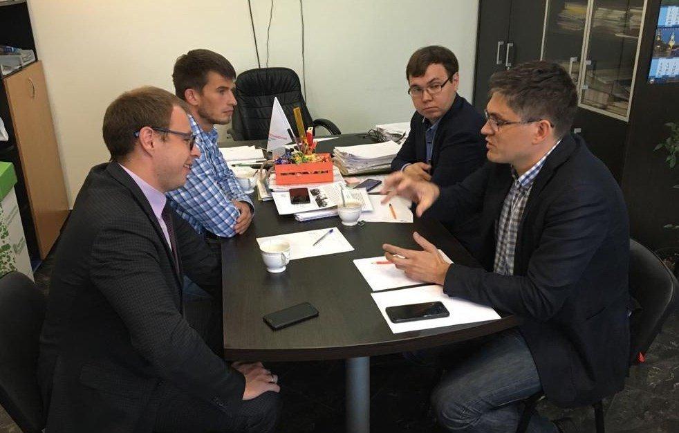 Генеральный директор ОАО «Чистая планета» Владимир Чашников принял участие в совещании по реализации «реформы чистоты»