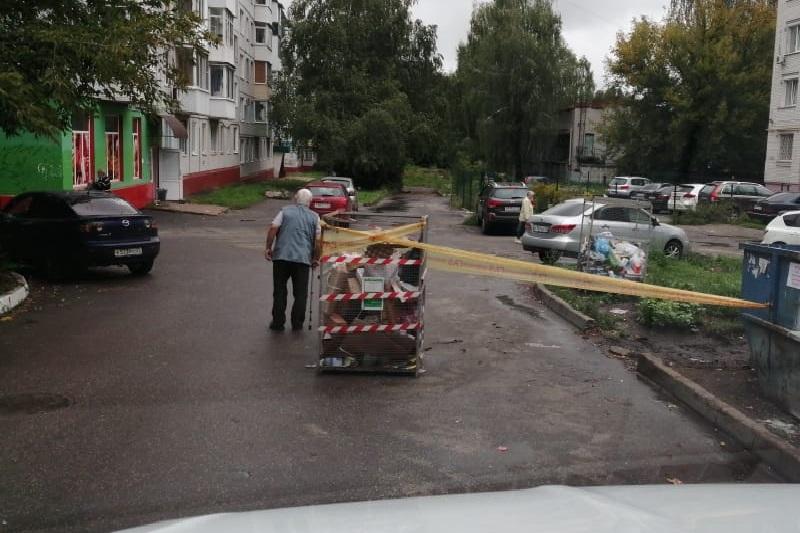 Брянцы соревнуются в способах применения контейнеров для раздельного сбора отходов