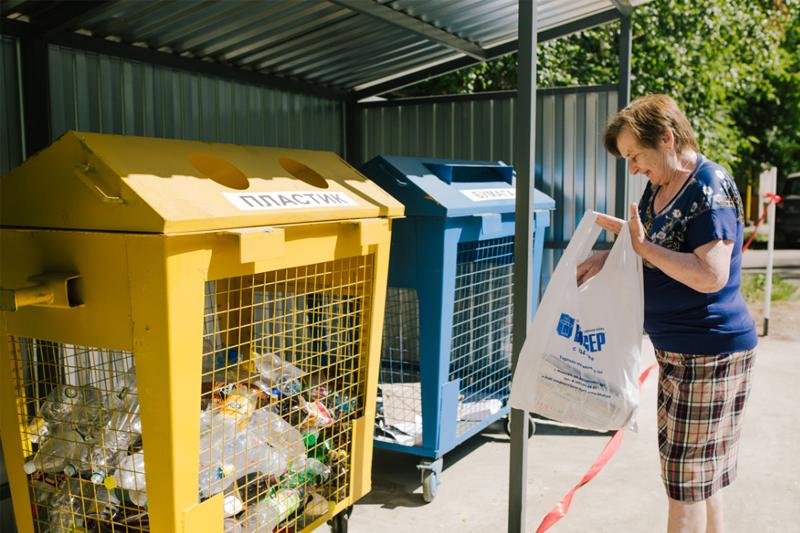 Брянск попал в число лидеров по удобству раздельного сбора мусора