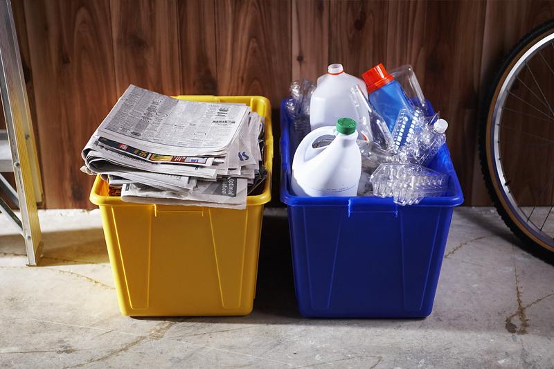Как организовать раздельный сбор отходов дома?