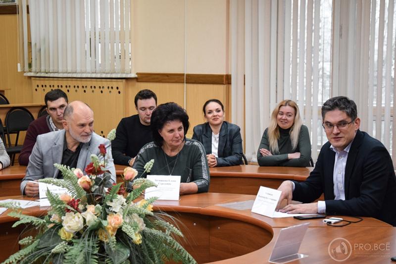 Владимир Чашников принял участие в экспертном нон-стоп форуме «Русское инженерное слово»