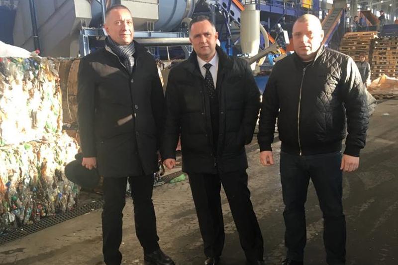 Региональный оператор АО «Чистая планета» будет сотрудничать с крупными российскими компаниями в сфере обращения с отходами