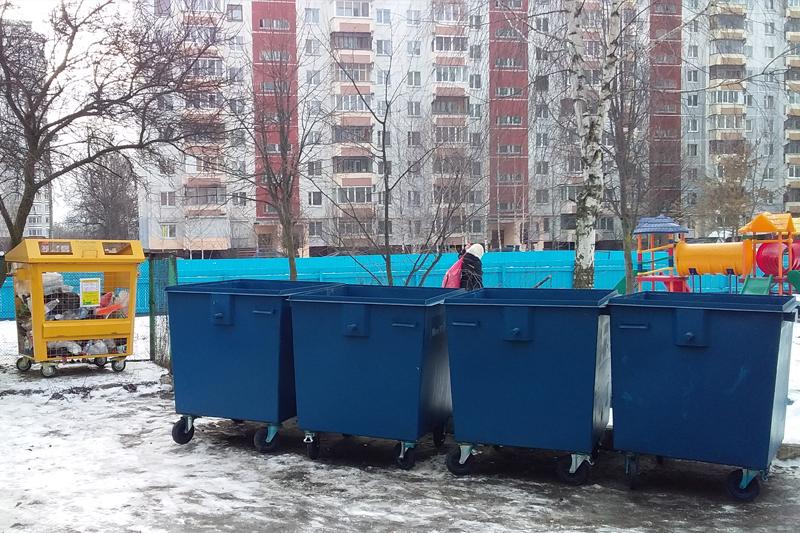 Когда мусор выносить приятно