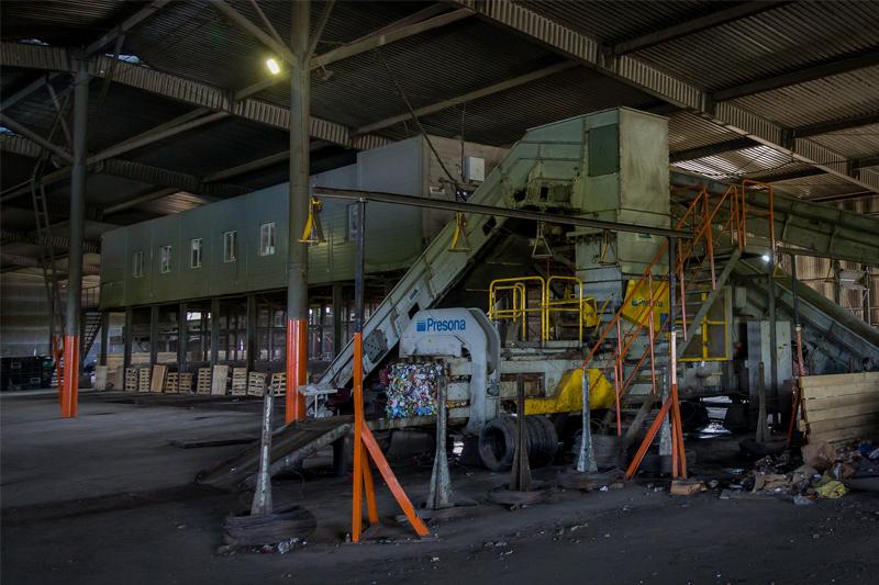 В Брянской области появятся семь мусоросортировочных станций