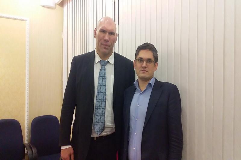 Генеральный директор АО «Чистая планета» поддержал инициативу Николая Валуева