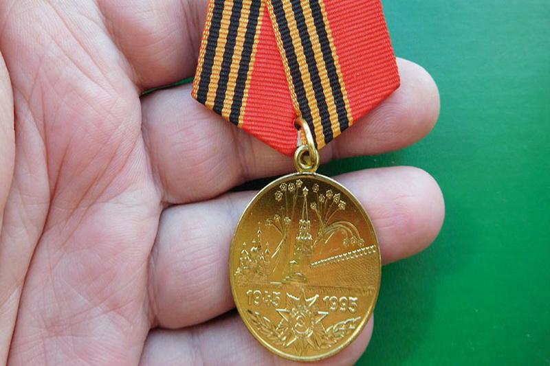 На брянском мусоросортировочном комплексе нашли юбилейные медали ветерана Великой Отечественной войны