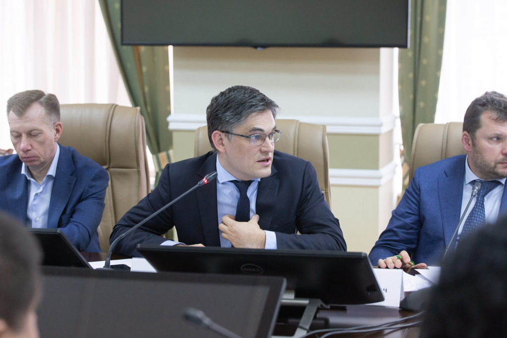 Владимир Чашников: «Такие встречи помогут нам выполнить все задачи, поставленные президентом нашей страны!»