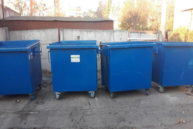 Новозыбков переходит на тарный сбор отходов