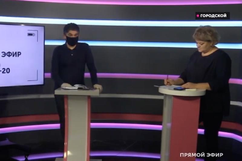 Прямой эфир с Владимиром Чашниковым. 2.10.2020