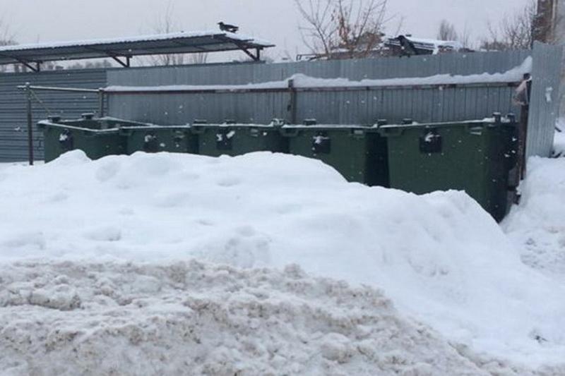 Снежная блокада